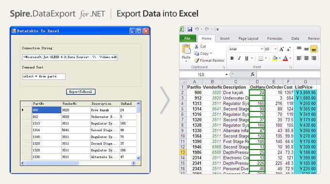 Free Spire DataExport - Visual Studio Marketplace